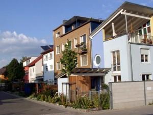Der Freiburger Stadtteil Vauban