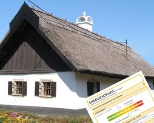 Der Energieausweis gibt Aufschluss über den energetischen Zustand eines Gebäudes.