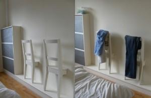 Kleiderstaender von Ikea.