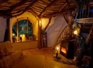 Gemütliche Stimmung im Hobbit-Haus. Foto: www.simondale.net