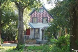 Auch von außen sind Phillips Häuser schön anzusehen. Hier das Budweiser House. Foto: The Phoenix Commotion