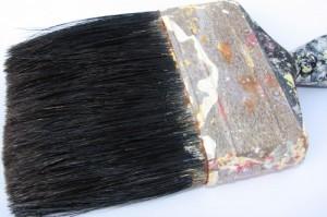 Um Pinsel & Co. mehrmals verwenden zu können muss Malerwerkzeug richtig aufbewahrt werden.