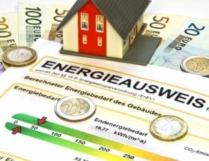 Die EnEV 2014 beinhalten unter anderem Regelungen bezüglich des Energieausweises.